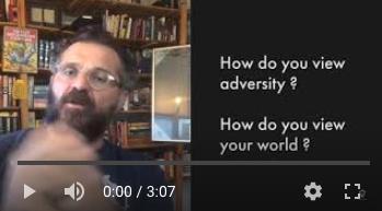 Bryan Overcoming a victim mentality