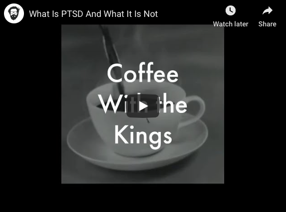 Bryan What Is PTSD And What It Is Not