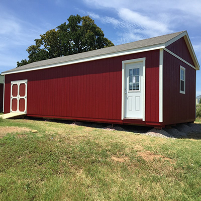 Advantages of LP Prostruct Flooring for Your Shed in Bryan